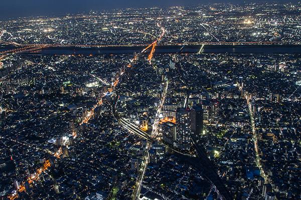2015年第1回三鷹写真部撮影会(東京スカイツリー)
