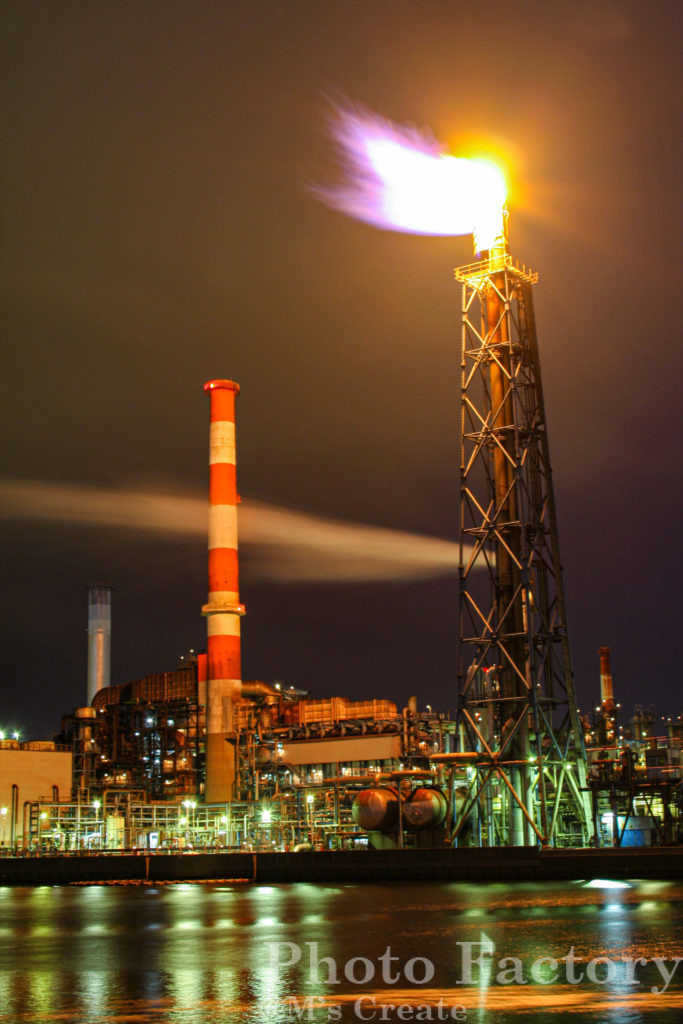東亜石油工場