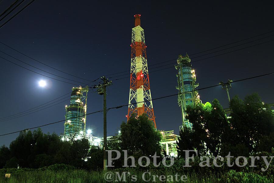 葛西泉北臨海工業地帯