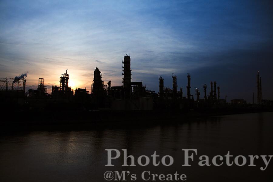 大正橋付近から撮影