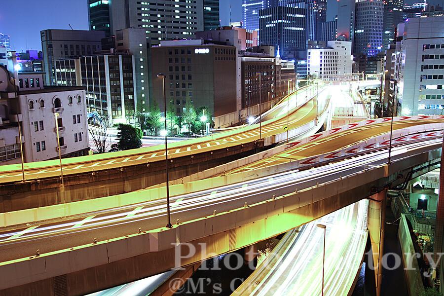 江戸橋ジャンクション