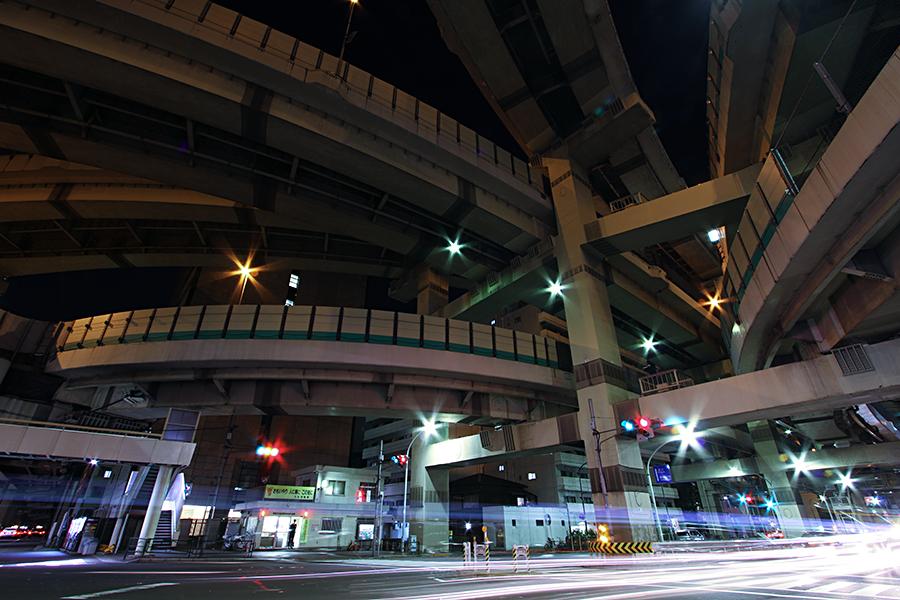 箱崎JCT
