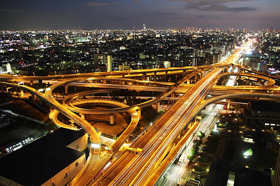 東大阪JCT