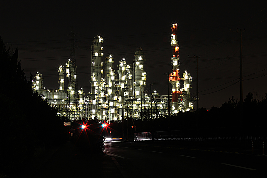 鹿島工業地帯