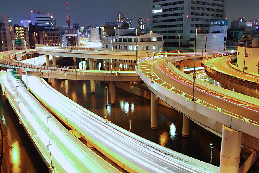 江戸川JCT