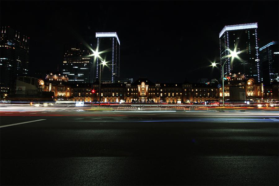 東京駅全形