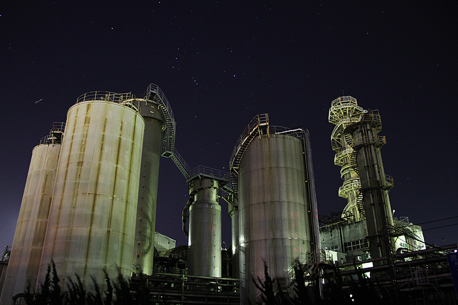 日本製紙富士工場鈴川事業所