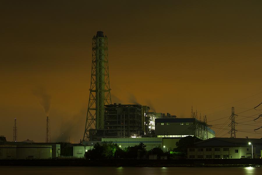 コスモ石油千葉製油所