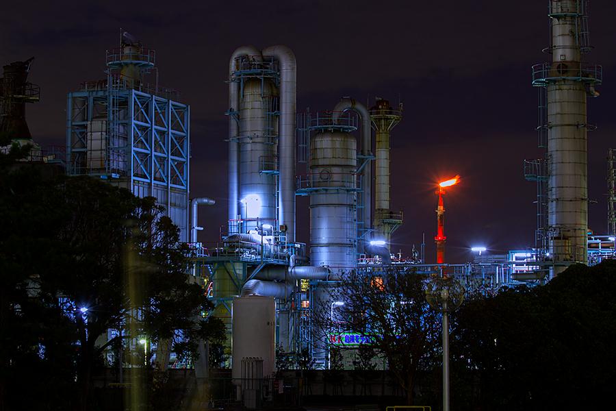 JX日鉱日石エネルギー川崎製造所